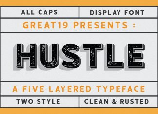3D fonts Fonts - Befonts - Download free fonts