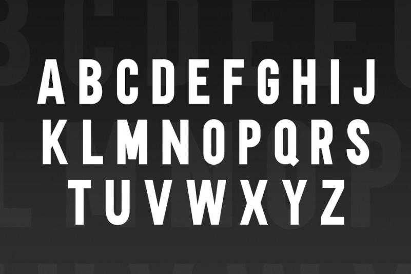 Trouble Sans Serif Font - Befonts com