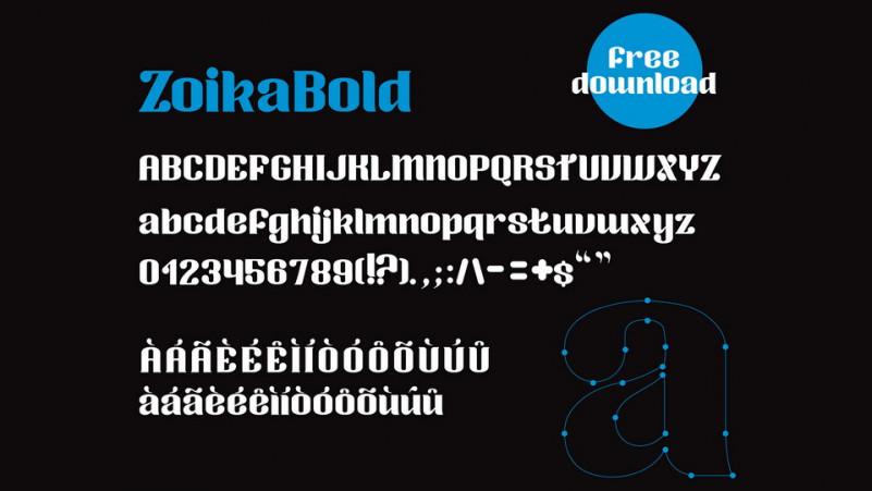 Zoika Font