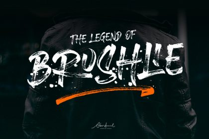 Brushlie Brush Font