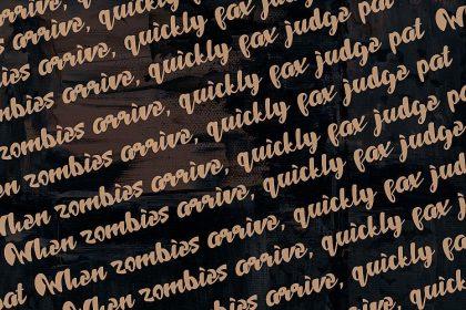 Handpick Font
