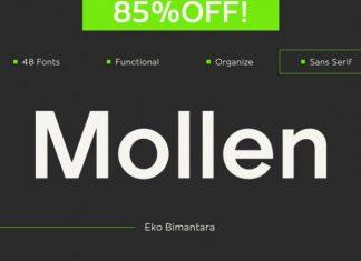 Mollen Font Family
