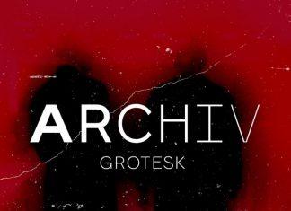 Archiv Grotesk Font Family