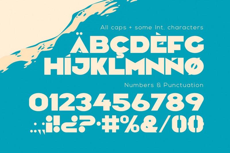 Camar Vintage Font