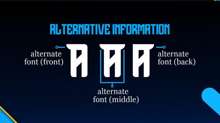 Grames Font