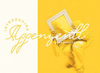 Appenzell Free Script Font