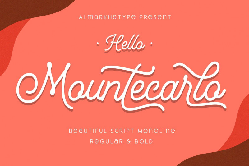 Mountecarlo Font