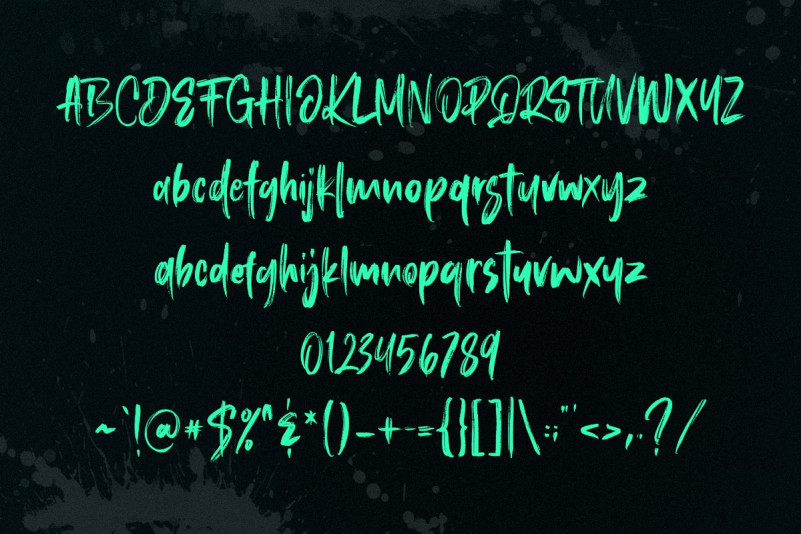 Roosevelt SVG Font
