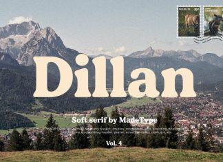 MADE Dillan Font