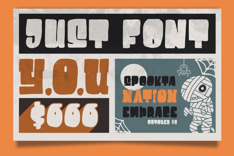 Destone Display Font