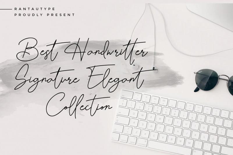 Entahlah Handwritten Font