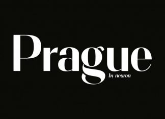 Prague Sans Serif Font