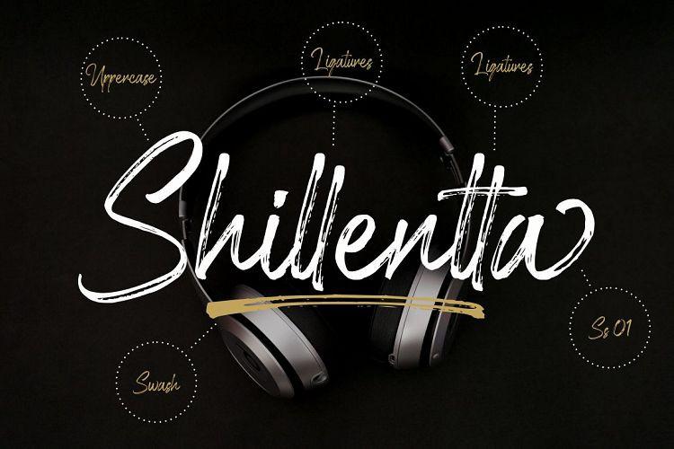 Shillentta Font