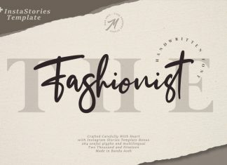 The Fashionist Font