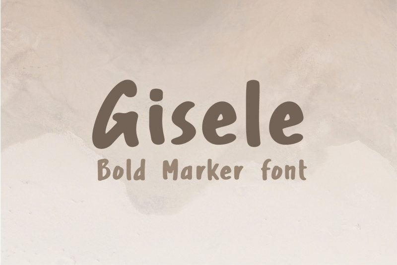 Gisele Script Font