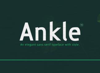 Ankle Sans Font