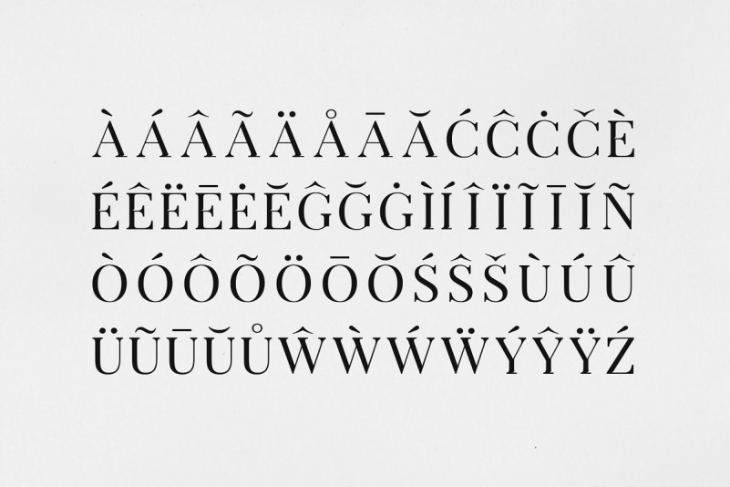 Arterio Serif Font Family