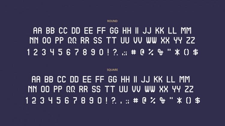 Aznauri Font
