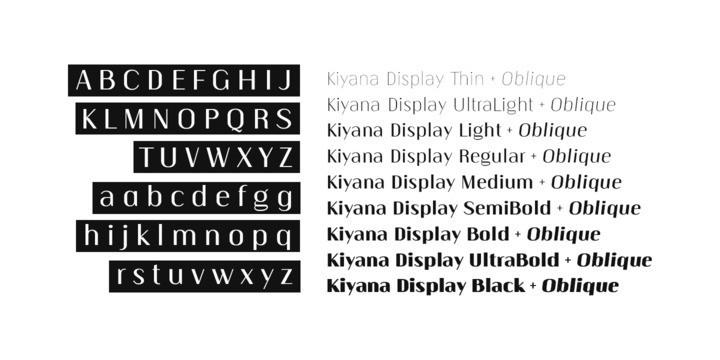 Kiyana Sans