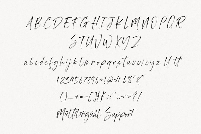 Light Brighter Font