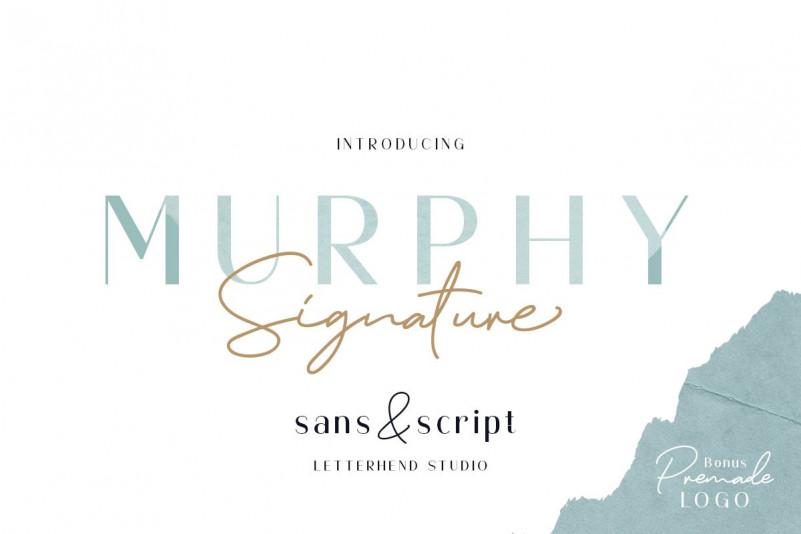 Murphy Font Duo