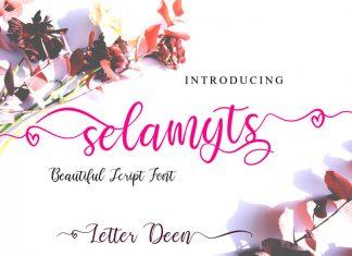 Selamyts Script Font