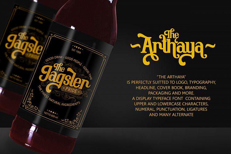 The Arthaya Font