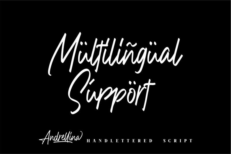 Andrellina Font