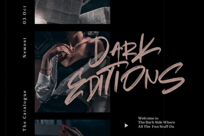 Black Theory Urban Font