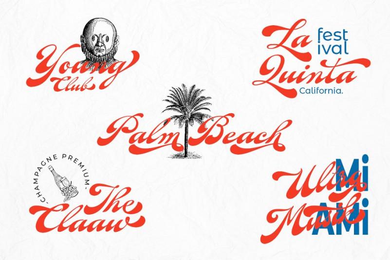 Fantera Vintage Font