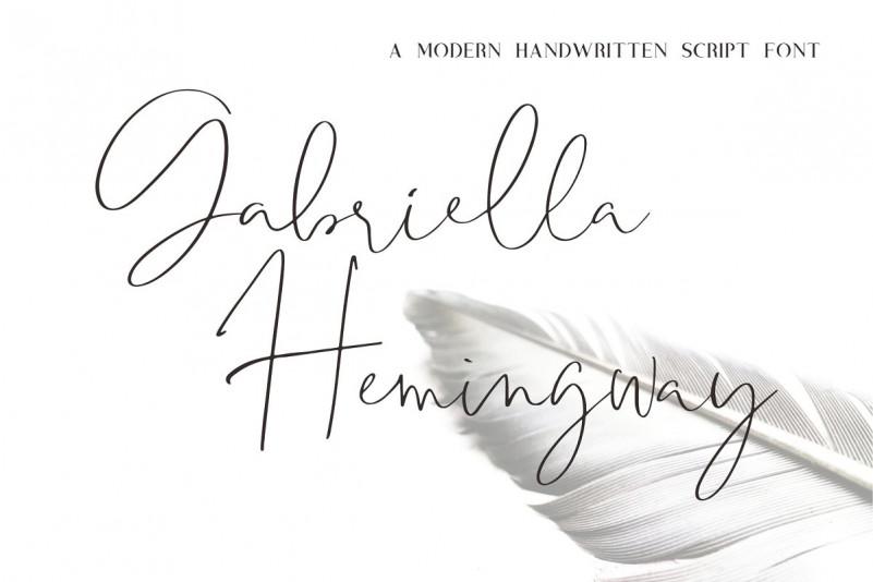 Kastangel Handwritten Font