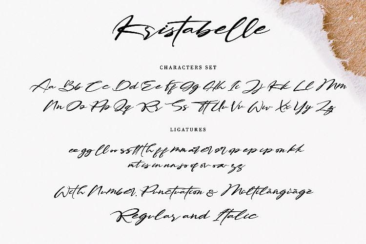 Kristabelle Font