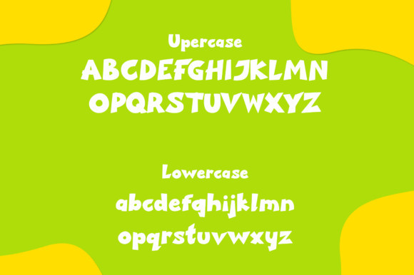 Stockly Display Font