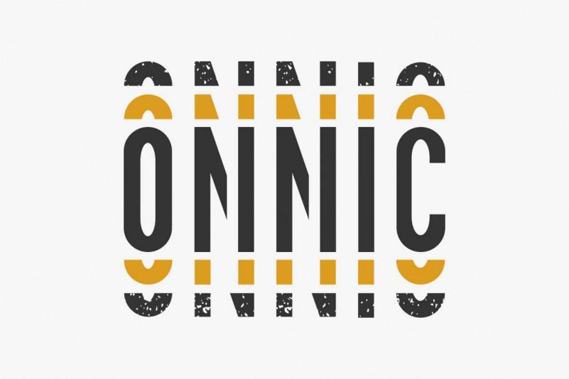 ONNIC Display Font