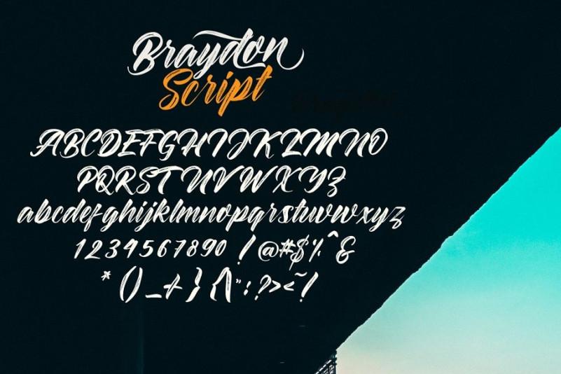 Braydon Font