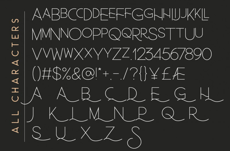 Ch Games Font