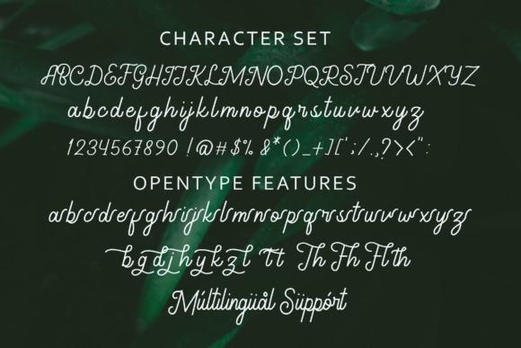 Gathenbury Font
