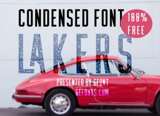 Lakers Free Font