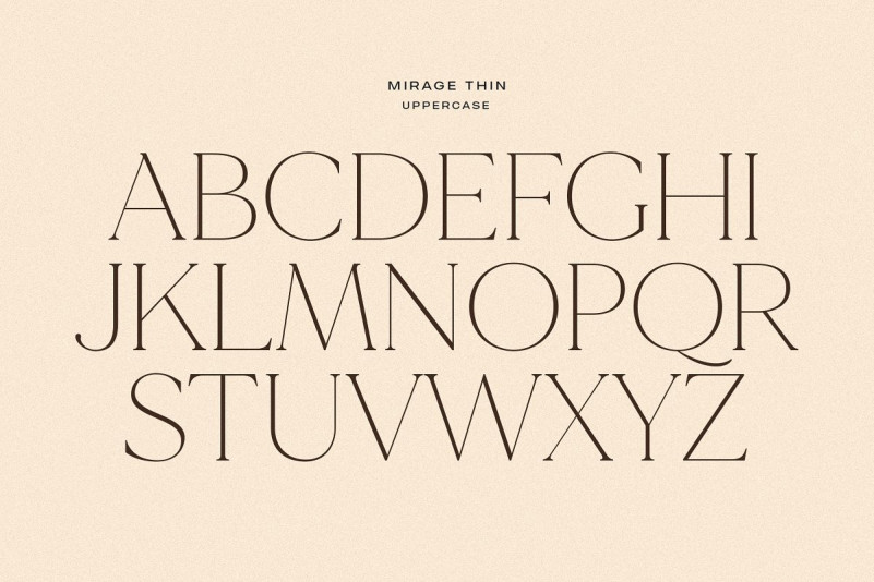 MADE Mirage Font