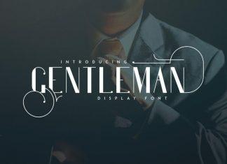 Gentleman Font