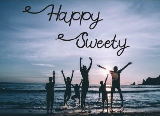 Happy Sweety Handwritting Font