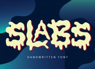 Slabs - Fun Font