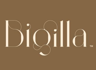 Bigilla™ Display Font