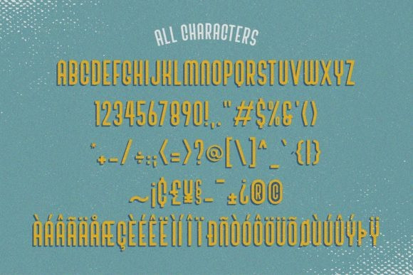 Bivoac Display Font