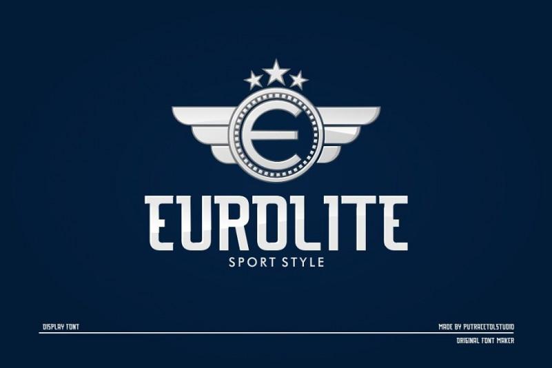 Eurolite - Sport Font