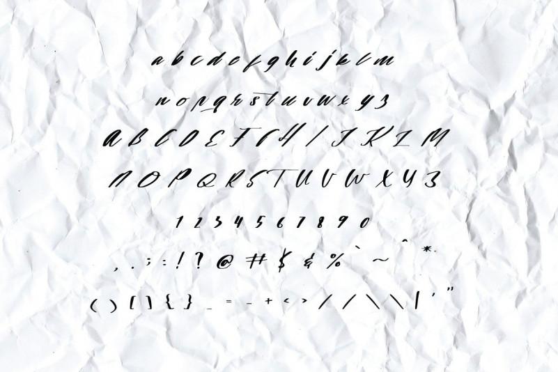 Firstime Font