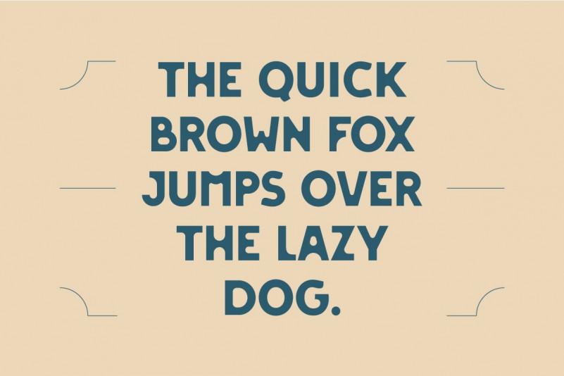 Forta Display Font