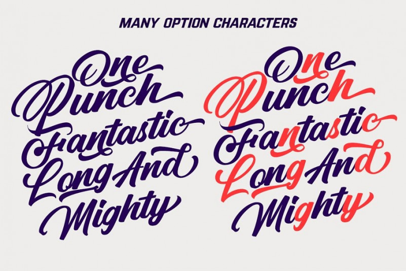 Punch Limit Font Duo