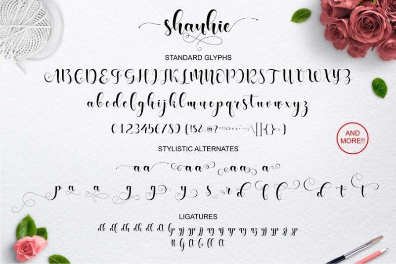 Shanhie Font