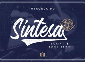 Sintesa Font Duo